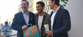 Deliveroo alcanza un acuerdo con Starbucks en España