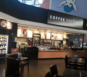 Ibersol abre el segundo 'Coffee Republic' en el aeropuerto de Gran Canaria