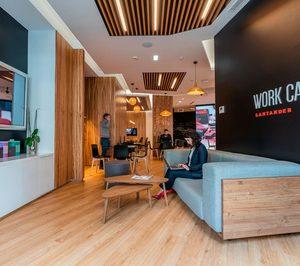 Banco Santander suma y sigue con sus Work Café