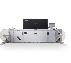 Durst presenta sus novedades de impresión digital en Labelexpo