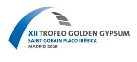 Placo celebra la decimosegunda edición de su 'Trofeo Golden Gypsum'