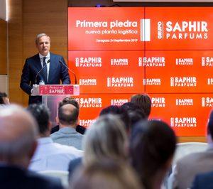 Grupo Saphir estrenará almacén logístico automatizado a finales de 2020