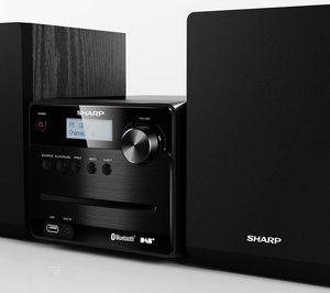 MCR distribuye en exclusiva en España el audio de Sharp