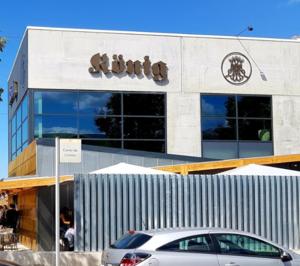 König aterriza en un nuevo municipio