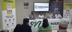 Dos fabricantes de concentrado de tomate empiezan a usar el Octabox de Hinojosa