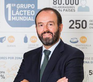 Ignacio Elola sustituye a Aurelio Antuña en el Grupo Lactalis Iberia