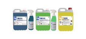 Un distribuidor de limpieza industrial lanza referencias Bio bajo marca propia