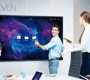 Ingram Micro lanza al mercado el Panel Interactivo Táctil V7 en España