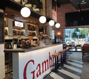 Beer & Food inaugura un segundo local de la renovada Casa Gambrinus
