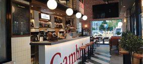 Beer & Food inaugura un segundo local de la renovada Casa Gambrinus
