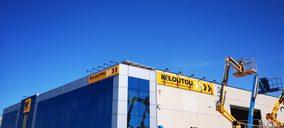 Kiloutou completa la absorción de CTC de Maquinaria