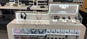 Vieta PRO y El Corte Inglés sellan un acuerdo para impulsar las Boutique del Sonido