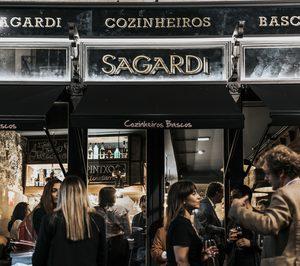 Sagardi inaugura su segundo restaurante en Portugal y en la ciudad de Oporto