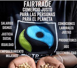 Crecen las ventas de productos con el sello de Comercio Justo