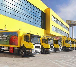 Alimerka abre tres almacenes y desarrolla la ampliación de su plataforma central