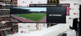 LG presenta su portfolio gaming en Madrid Games Week