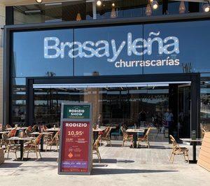 Brasa y Leña desembarca en Sevilla con su local en el nuevo C.C. Lagoh