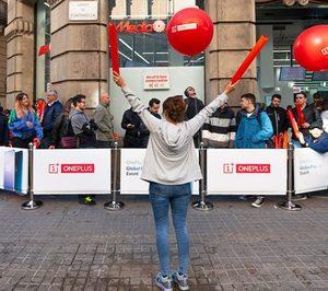 OnePlus instalará una pop-up store en Barcelona el 12 de octubre