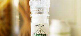 Sal Maldon se presenta en envase de vidrio reutilizable