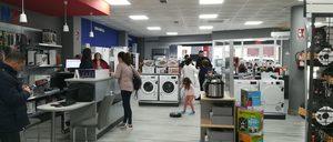 Informe 2019 de Distribución de Electrodomésticos por Ventas en España