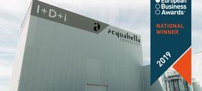 Acquabella, la marca de Construplas, mejor empresa española de su categoría en los premios European Business Awards 2019