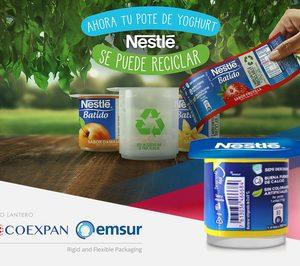 Coexpan y Emsur desarrollan un envase sostenible para Nestlé Chile
