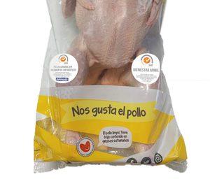 Una avícola certifica su producción sin tratamientos antibióticos