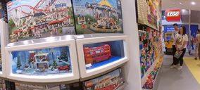 Lego da un giro a su estrategia de expansión en España