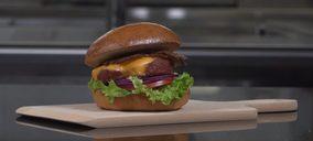 Nestlé presenta sus versiones vegetales de queso y bacon para acompañar su Incredible Burger