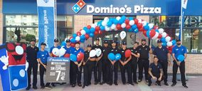 Dominos Pizza estrena en una localidad murciana