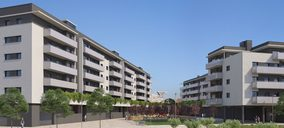 Vertix promueve ocho residenciales en Barcelona