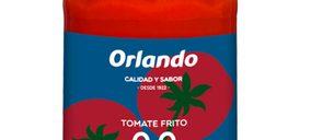 Orlando añade valor a su tomate frito