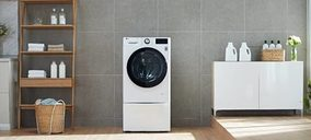 LG presenta las lavadoras inteligentes AI Direct Drive