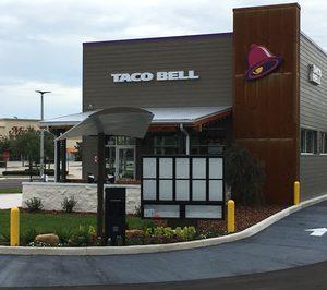 Taco Bell prepara dos nuevos locales en formato free standing