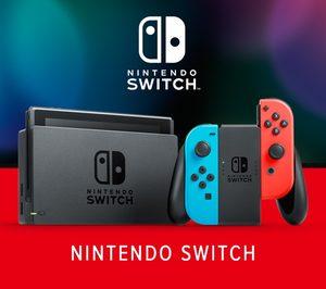 La familia Nintendo Switch supera los 10 M de consolas vendidas en Europa