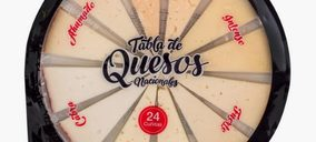 El surtido de quesos renace con Juan Luna como principal operador del mercado
