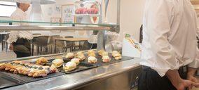 Serunion renueva la cafetería del Hospital Virgen del Rocío