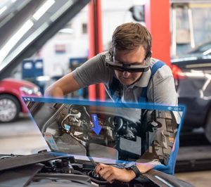Las gafas inteligentes Epson Moverio permiten la asistencia remota