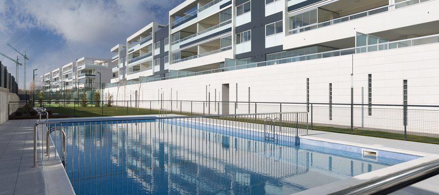 Isover aísla la promoción Residencial Scenia que Grupo Lobe desarrolla en Zaragoza