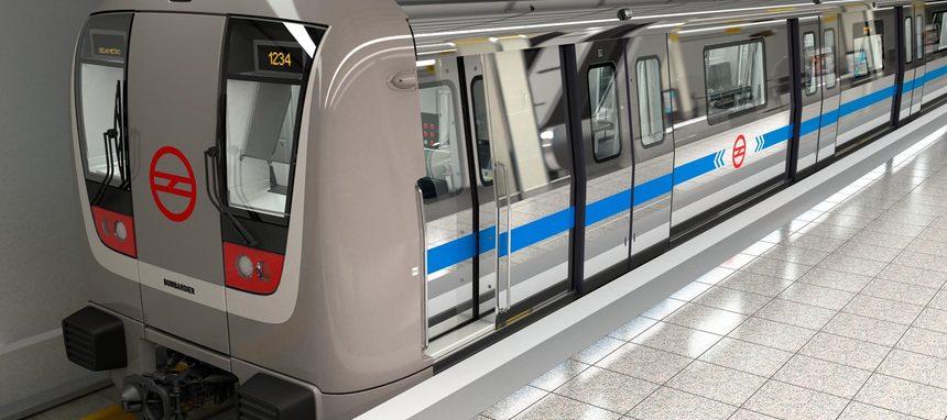 Bombardier instala sus sistemas de control automatizados en el Metro de Delhi