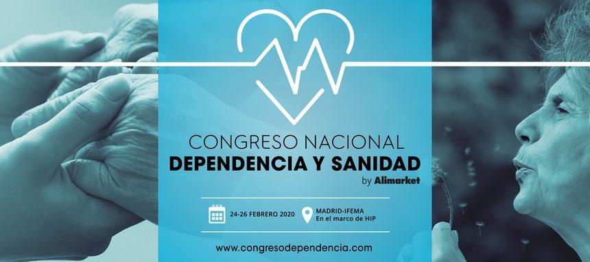 Presentamos el Congreso Nacional Dependencia y Sanidad by Alimarket