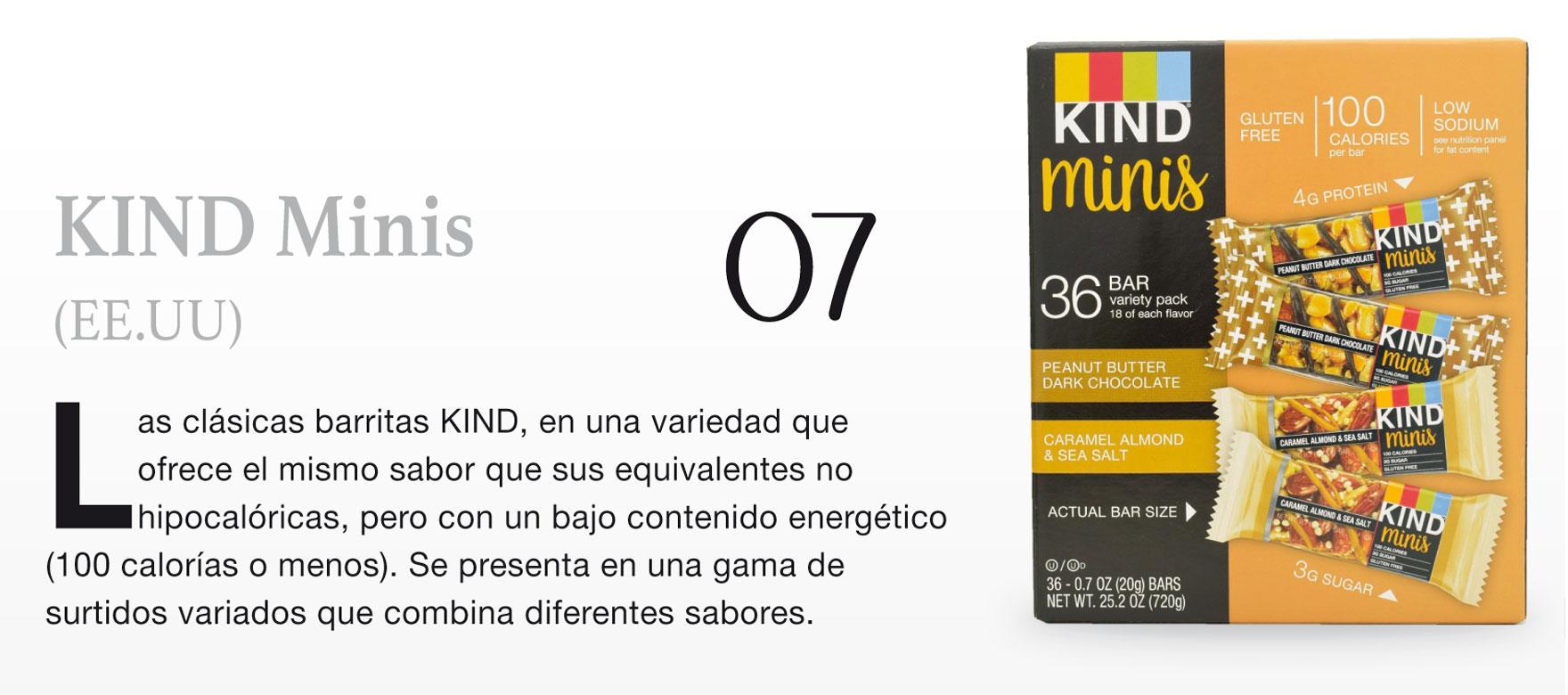 KIND Minis (EE.UU)