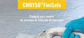 Chryso presenta su aditivo para mejorar los procesos de fratasado del hormigón