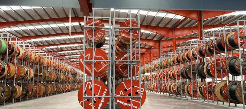 Miguélez proyecta nuevas inversiones tras el inminente estreno de su centro logístico