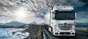 Mercedes-Benz Trucks se refuerza en Ourense y en Valencia