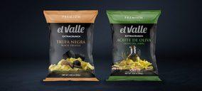 Snacks El Valle duplica sus ventas y consolida su expansión