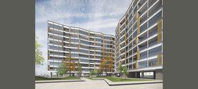 Construcciones Andia tiene en curso 330 viviendas en Navarra