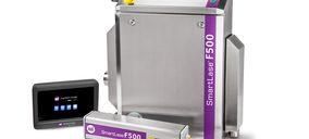 Nuevo codificador láser de fibra de Markem-Imaje