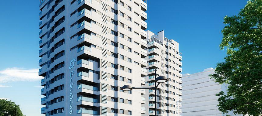 El grupo Pryconsa construirá más de 2.500 viviendas entre 2020 y 2022