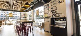 El franquiciado gallego de KFC abre nuevos mercados